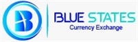 sales Blue States  Currency Exchange