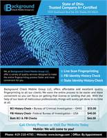 Background Check Mobile Group LLC Christy Prossen